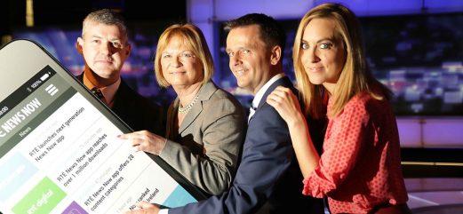 News Now app launch | RTÉ Studios