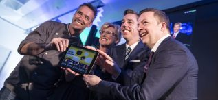 RTÉ Player International launch | Royal Hibernian Academy